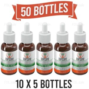 fountain of life supplement 50 bottles mega pack